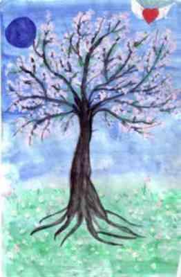 als der Traum vom Baum verschwand ...