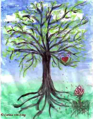 Carina Magic von Ling - Als der Traum vom Baum verschwand